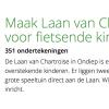 Steun voor Petitie Laan van Chartroise